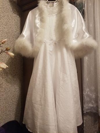 ALBA sukienka  szatka komunijna 140-146