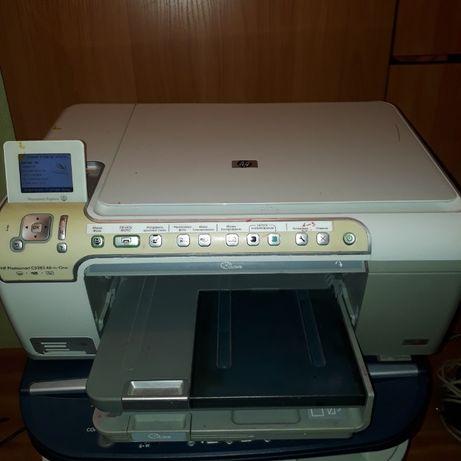 Продам принтер струйний HP Photosmart C5283 3 в 1