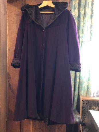 Пальто большой розмер