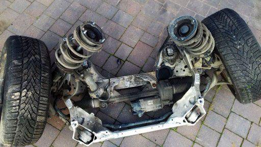 BMW E87 zawieszenie M-PAKIET