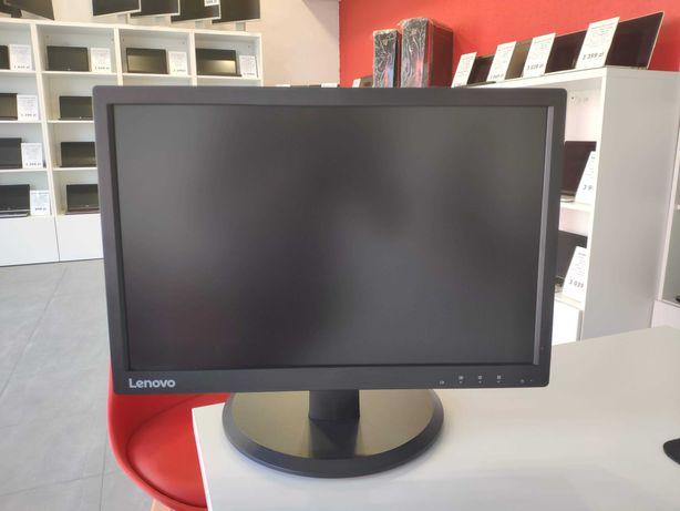 "Tani Zgrabny Monitor Lenovo E2054 20"" VGA Gwarancja Legalnie z FV23%"