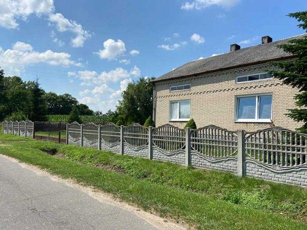 Dom z działką 26 ar Pieczew gm. Grabów