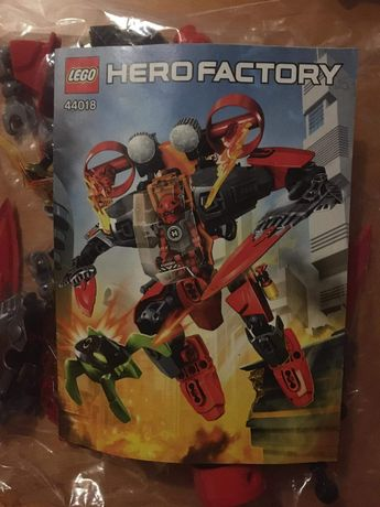 Klocki LEGO Bionicle hero factory