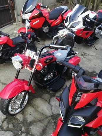 Oryginalny Motor Chopper Nightbike na akumulator