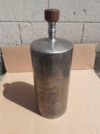 Бутыль металлический, нержавейка, 6 литров