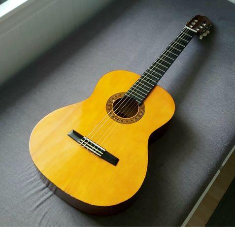 Gitara klasyczna Valencia nowe struny Martin