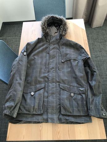 Komplet Burton kurtka i spodnie snowboard narty rozmiar L kombinezon
