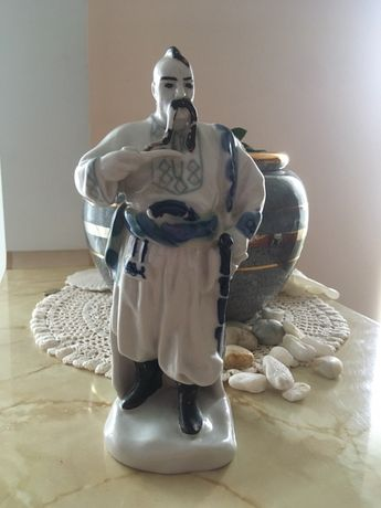 Статуетка Козак з люлькою