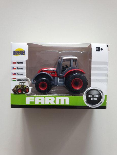 traktor miniaturka