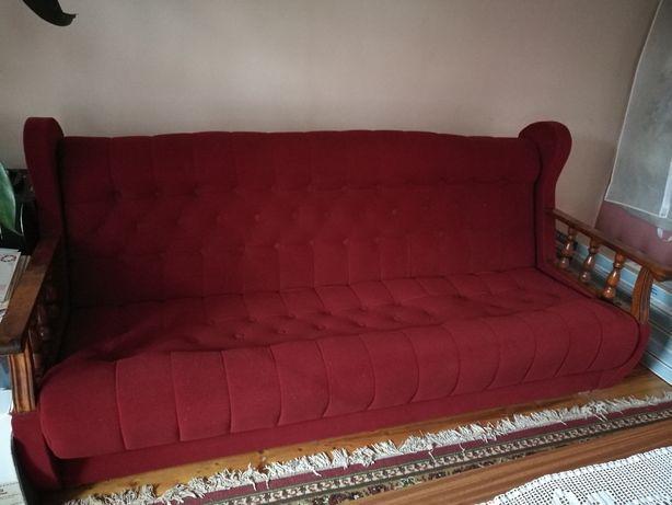 Kanapa i fotele PRL