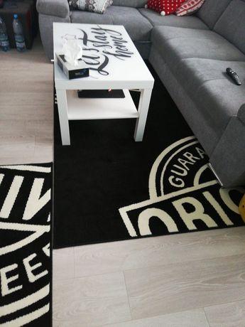 Duży dywan z nadrukiem