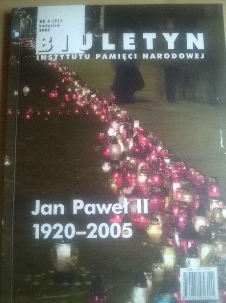 Jan Paweł II biuletyn-książka