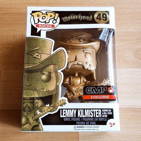 Figurka winylowa Funko POP! Rocks 49 - MOTORHEAD - Lemmy Kilmister Exc