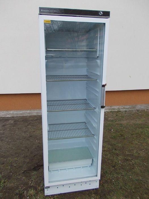 Witryna chłodnicza, chłodziarka przeszklona, lada Husqvarna gwar dost Gdańsk - image 1