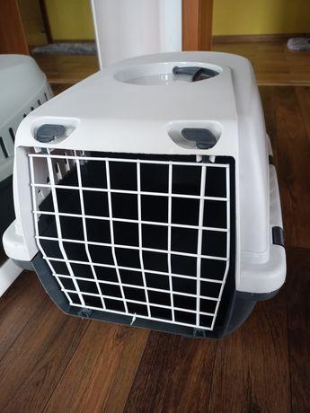 Transporter kuweta dla kota lub pieska.