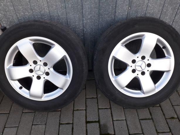 Felgi aluminiowe Mercedes 16