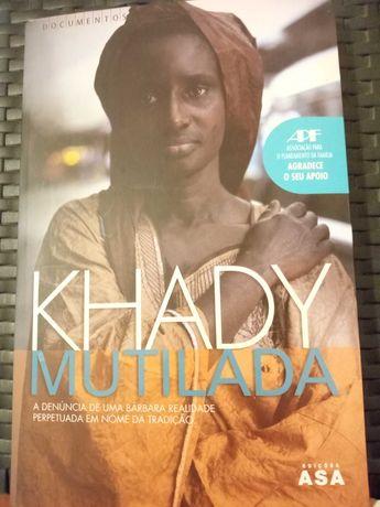 Khady mutilada - Livro - Oferta de portes