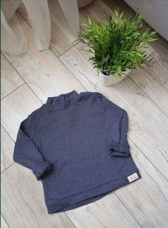 Zara bluzka koszulka półgolf 98