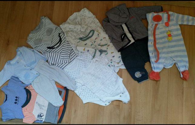 Пакет фирменных вещей для малыша рождения до 3 месяцев!