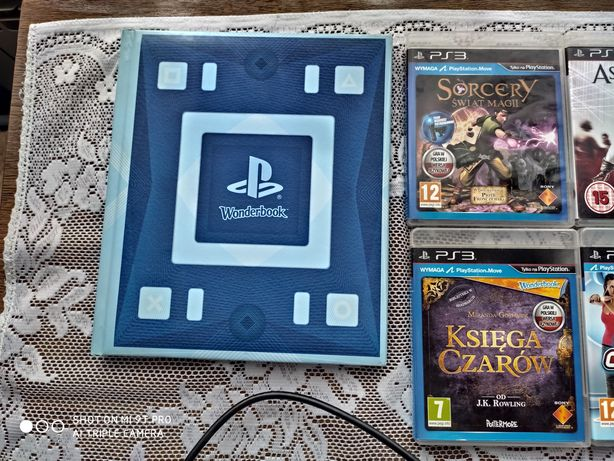 Sony PlayStation 3 + dodatki.