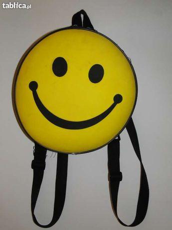 plecak uśmiech