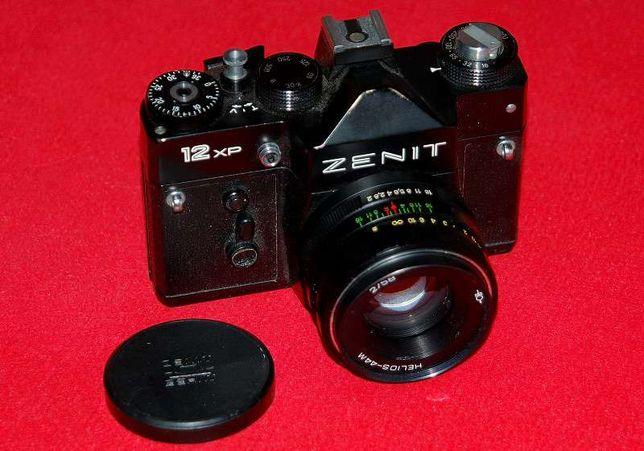 2 x Aparat Zenit 12XP