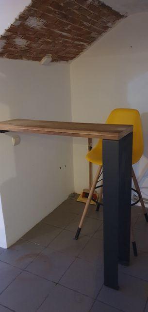 Продам стол и стул loft