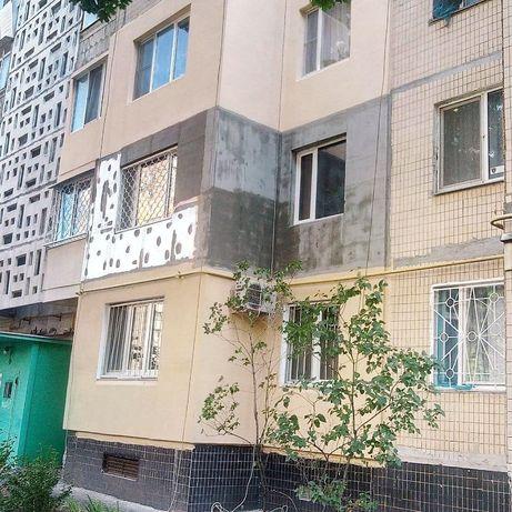 Утепление стены фасадов. Высотные работы любой сложности