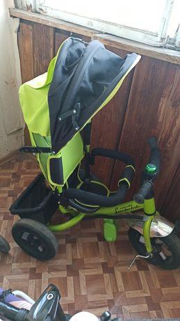 Продам детский велосипед.Торг