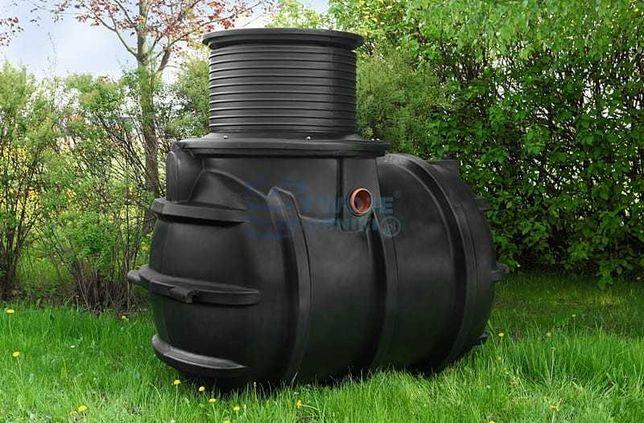 Zbiornik na deszczówkę podziemny 6000l o wadze 350kg samonośny
