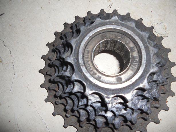 Звёзды , 7 скоростей ( кассета , трещотка ) на горный велосипед