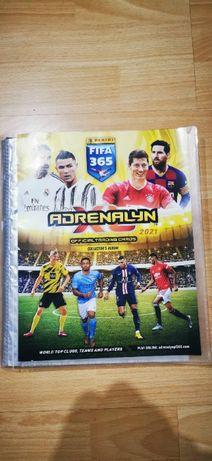 Karty Adrenalyn FIFA 365 edycja 2021 - aktualiz. 25.11