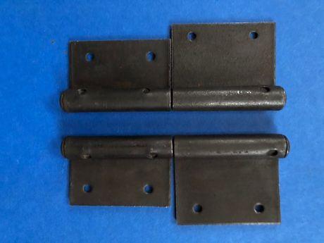 Zawias okienny fi 9 mm , zawiasy prawe i lewe