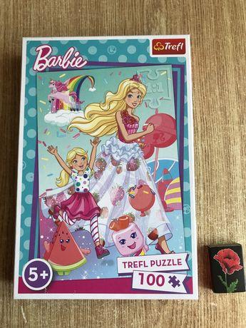 Пазлы Trefl Barbie Барби 100 элементов