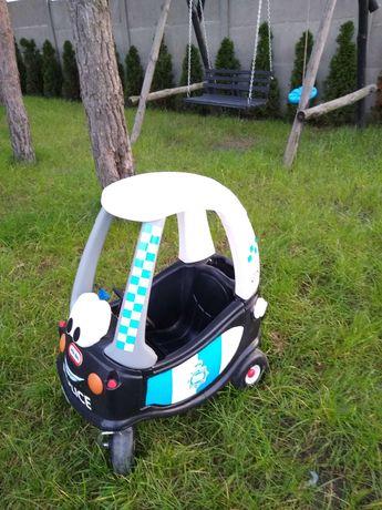 Little tikes Police pojazd dla dzieci