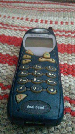 Telemóvel Motorola antigo para peças