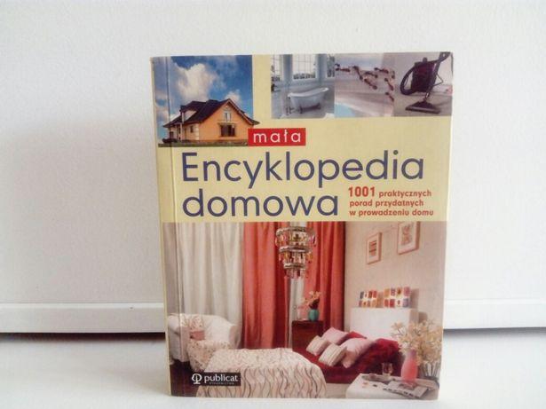Mała encyklopedia domowa. Książka