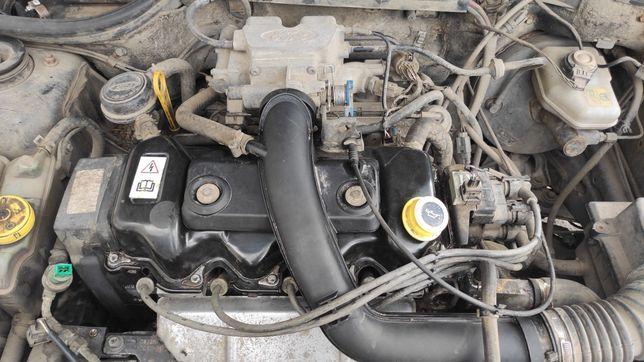 Мотор форд 1,4 з коробкою передач