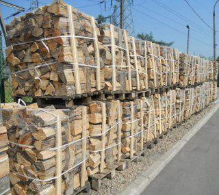 Drewno kominkowe sezonowo dąb/buk/brzoza/sosna/olcha