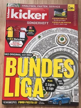 Skarb Kibica Kicker Liga Niemiecka 2018/19