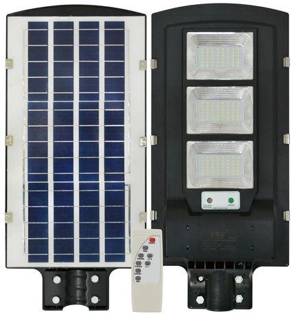 Светильник уличный фонарь на солнечной батарее с датчиком движения