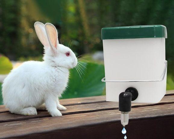 Poidła poidełka dla królików 0,5 litr zestaw 10 szt