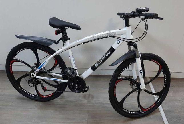 """Велосипед BMW на литых 26-х дисках с рамой 17"""" Shimano Япония.Гарантия"""