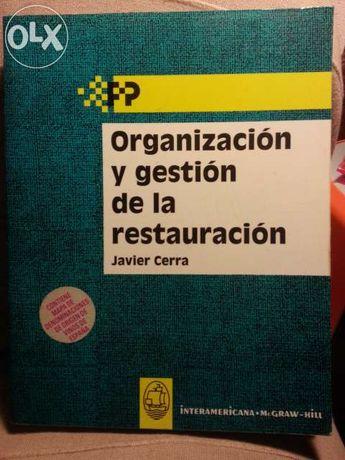 Organización y gestion de la restauración