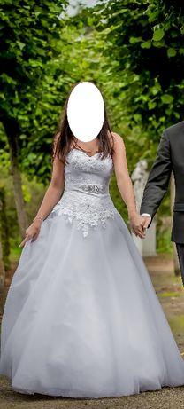 Suknia ślubna SINCERITY BRIDAL model 3756 + Welon GRATIS!