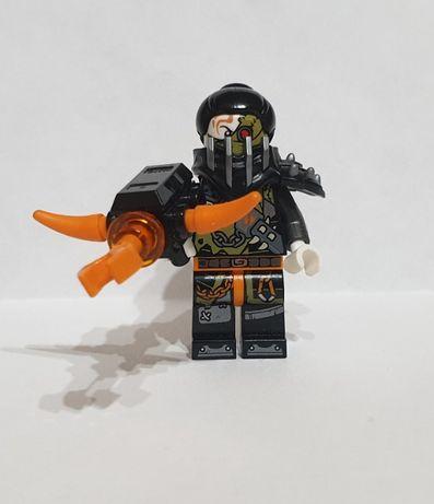 LEGO Ninjago Minifigurka njo515 Heavy Metal (Faith) - Hair