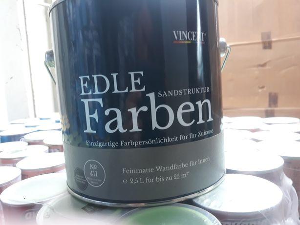 Wysokiej jakości farba Premium  Vincent Edle