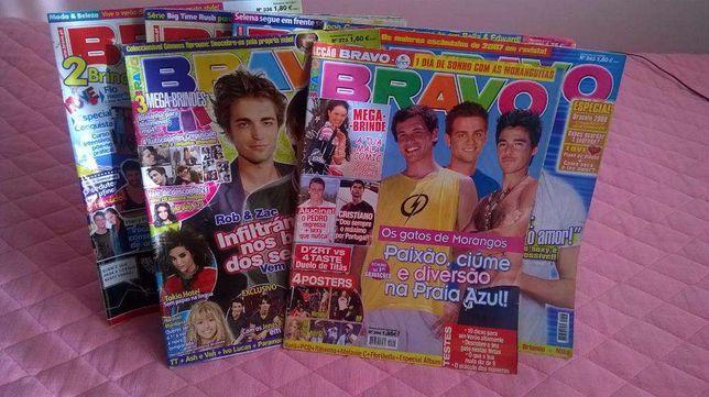 Revistas Bravo
