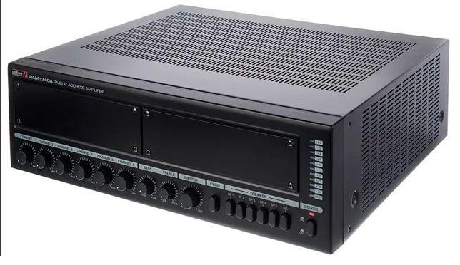 Усилитель мощности Yamaha, Inter-M/ Аудио-усилитель