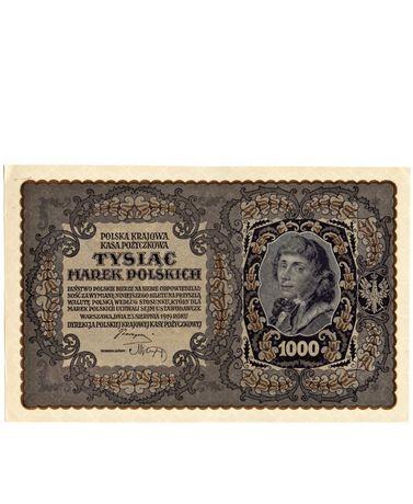 Banknot 1000zł 1919r.